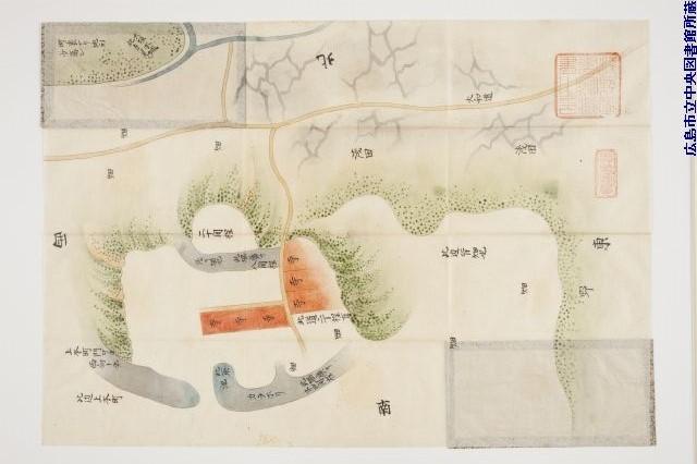 真田丸の場所は、どこにあったのか?ヒントは古地図に!
