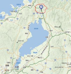 大谷吉継の出生地