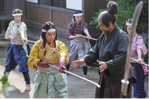 本多忠勝と娘の稲【小松姫】