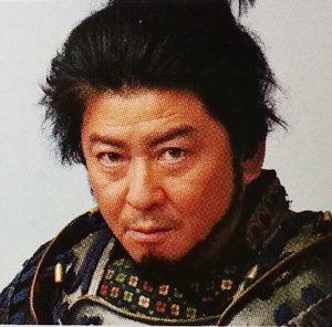 後藤又兵衛役の哀川翔さん