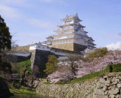 姫路城と黒田官兵衛